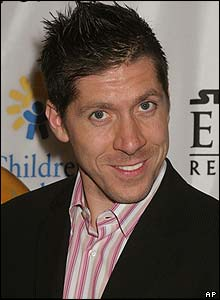 El actor Ray Park