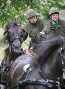 The Duke Of Edinburgh Left Competing