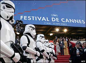 Star Wars at the Cannes Film Festival