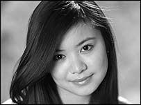 Katie Leung, who plays Cho Chang Credit: Warner Bros