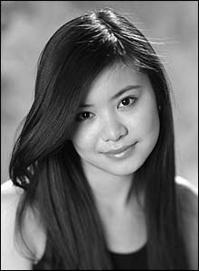 Katie Leung plays Harry's love interest Cho Chang in the Goblet of Fire (Credit: Warner Brothers)