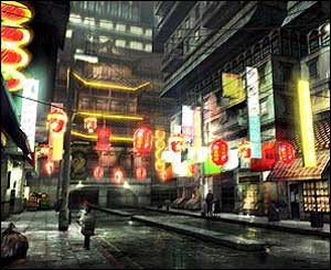 Chinatown in the Matrix