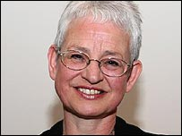 Jacqueline Wilson. [Photo by Alexandra Strick]