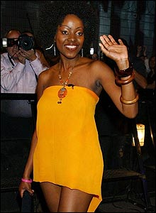 Big Brother contestant Makosi