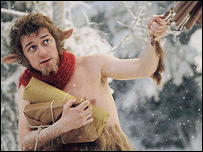 James McAvoy as Mr Tumnus
