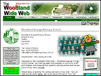Woodland Grange's website