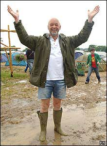 Glastonbury founder Michael Eavis