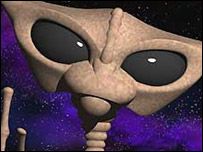 Do aliens look like this? Or like us?