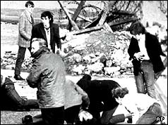 Aftermath of Bloody Sunday