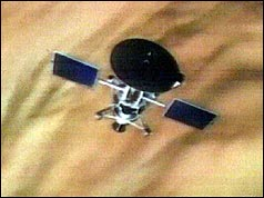 Magellan spacecraft