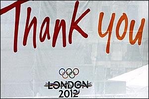 London: Thank You
