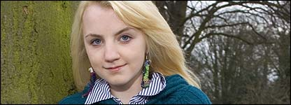 Evanna, 14, will play Luna