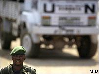 聯合國的維和部隊