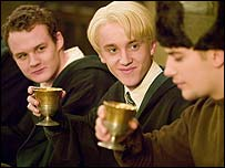 Malfoy and chums