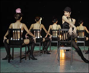 Lady Boys of Bangkok (picture courtesy of Edinburgh Festival Fringe)