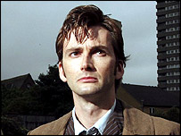 The 10th Dr Who, played by David Tennant.