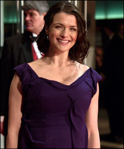 Rachel Weisz looks glam as she arrives for the Baftas 2006. She was up for best actress, but missed out to Reese Witherspoon