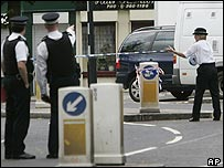 Police in West London