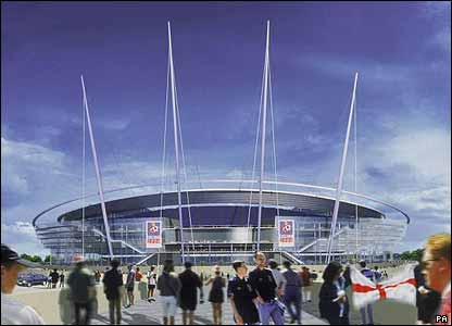 Cbbc Newsround Pictures In Pictures Wembley Gets A