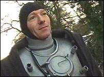 Cyberman actor