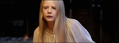 Jessica, 11, as Reinette in Doctor Who