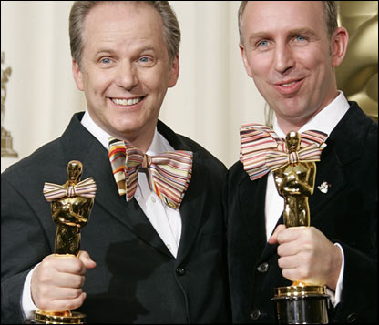 Nick Park and Steve Box