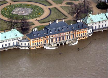 dresden flood