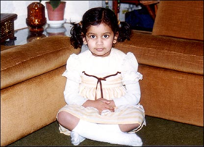 This is Sonali Gudka reporting for Newsround... aged 5!