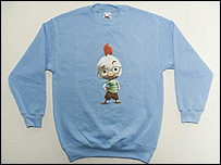 Chicken Little sweatshirt