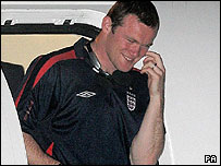 Wayne Rooney returns to Germany