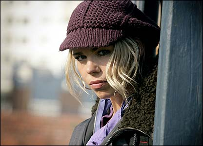 Billie Piper. She became one of the most popular assistants with her Cockney ...
