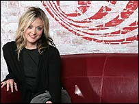 Top of the Pops presenter Fearne Cotton