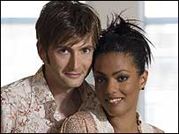 New Doctor Who assistant Freema Agyeman