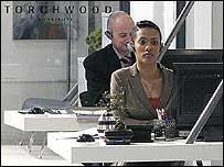 Freema Agyeman as Adeola in Doctor Who