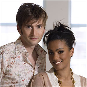 Martha will be played by Freema Agyeman, 27, who has also appeared in Casualty and The Bill