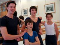 Russell Clarke Ballet