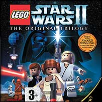 LEGO Star Wars II computer game