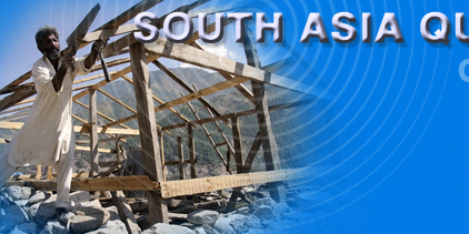 South Asia quake section
