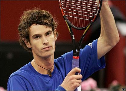 andy murray hair. Murray #39;may not bow#39; to Queen