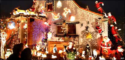 decorations house pretty decorating happy guy