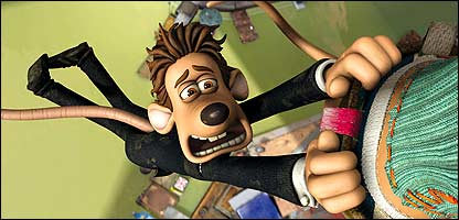 cbbc newsround reviews film review flushed away