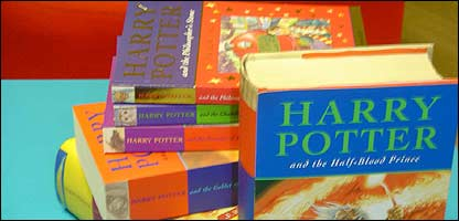 Potter books