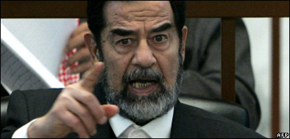 CBBC Newsround | World | Reactions to Saddam's execution Saddam Hussein Execution