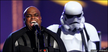Cee Lo of Gnarls Barkley