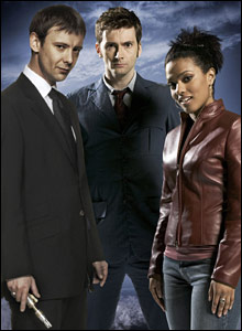 Harold Saxon, The Doctor and Martha