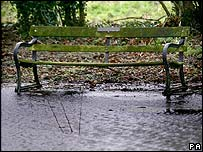 Floods in Gloucestershire