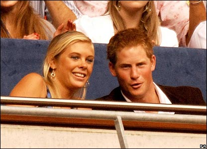 Prince Harry and Chelsea
