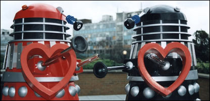 Daleks in love