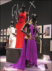 Kylie exhibition