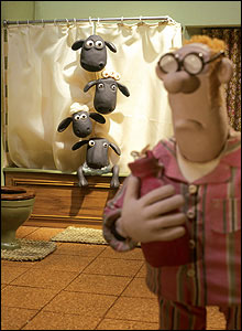 Shaun the Sheep TV series